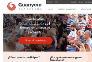 Guanyem_Barcelona