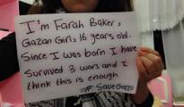 Los tuits de la adolescente palestina que conmueven al mundo con su visión de Gaza