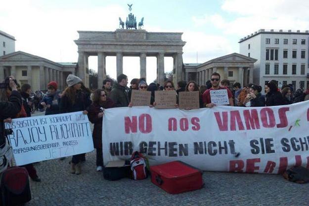 Alemania aprobará ya en 2014 la expulsión de los españoles exiliados que no tengan empleo
