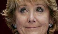 Esperanza Aguirre será citada como imputada por un delito de desobediencia previsiblemente