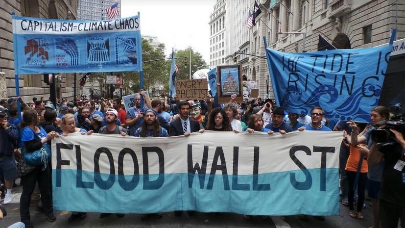 Las protestas ciudadanas rodean la cumbre mundial contra el cambio climático