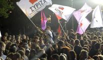 SYRIZA se acerca a la mayoría absoluta en Grecia ante unas elecciones anticipadas en 2015