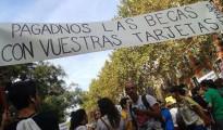 """Wert considera """"insignificante"""" la huelga estudiantil que ha tenido un 90% de seguimiento según los convocantes"""