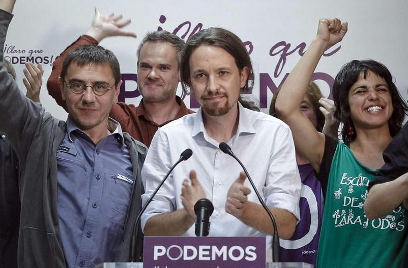 Seísmo político ante los próximos resultados del CIS: Podemos, primera fuerza en intención directa de voto