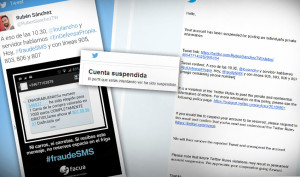 FACUA denunciará a Twitter por censurar el perfil de su portavoz en la red social