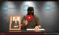 Denuncian ante los tribunales una parodia del PP hecha por el programa de Pablo Iglesias