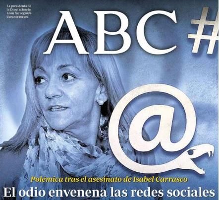 Portada del ABC