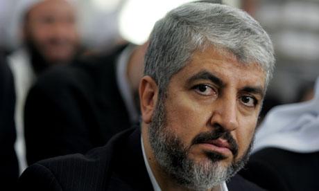 Hamas Khaled Mashaal election victory