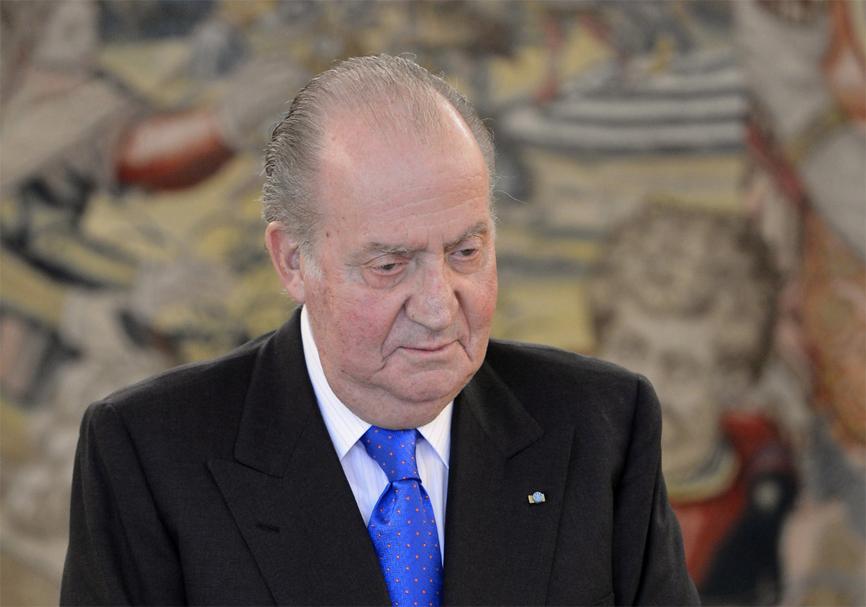 Admitida a trámite una demanda de paternidad contra el rey Juan Carlos