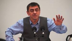 """(Vídeo) Monedero despeja las dudas y denuncia la """"caza de brujas"""" de Montoro y Santamaría"""