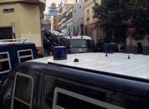 Denuncian a Cristina Cifuentes por uso ideológico de la Policía Nacional