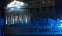 No Somos Delito_Hologramas contra la Ley Mordaza