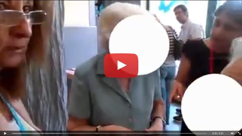 (Vídeo) Manipulación de ancianos, robo de papeletas y otras denuncias de fraude electoral