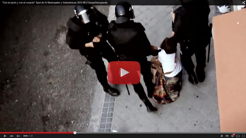 El vídeo de las elecciones que no emitirá TVE