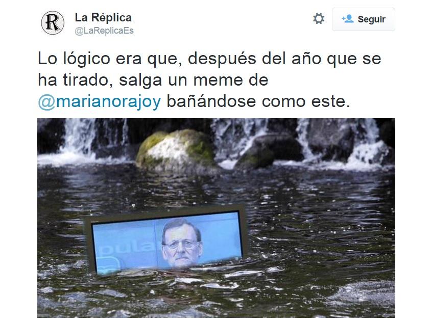 Rajoy_baño_Umia