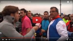 ToroDeLaVega2015_Agresion_Prensa