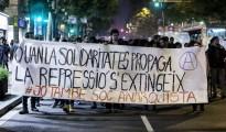 Anarquistas Manifestación