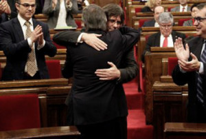 Artur Mas - Carles Puigdemont