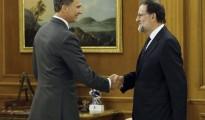 Rajoy declina ser presidente