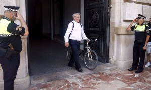 El nuevo alcalde de Valencia, Joan Ribó
