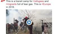 Refugiados_Macedonia_Gases lacrimógenos