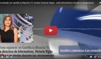 Victoria Vigón - Acoso Laboral - Castilla La-Mancha Televisión