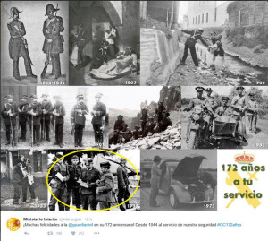 Guardia civil-nazis