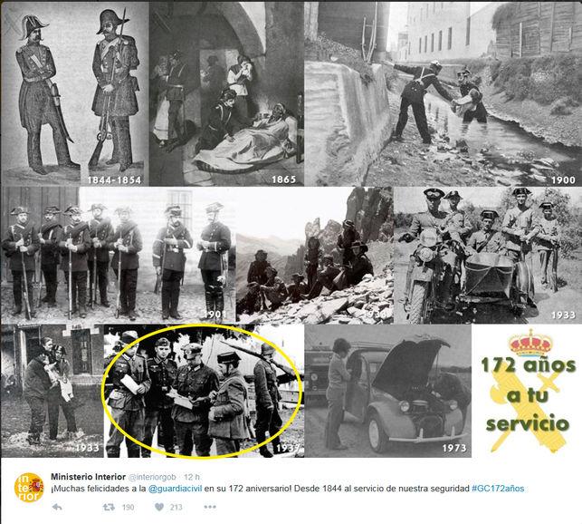 Guardia civil-nazis