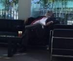 diputado PP durmiendo