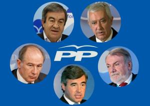 PP_Aznar_Miinistros