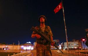 Turquía-Golpe de Estado