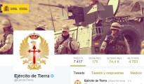 Ejército de Tierra - Twitter