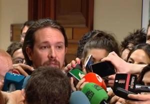 Pablo Iglesias_Pactos de Gobierno