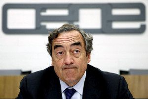 CEOE - Juan Rosell