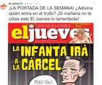 El Jueves_Cristina y Urdangarin_Vis a vis
