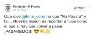 Fundación Francisco Franco_En Marea