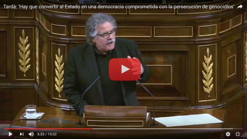 Justicia Universal_Joan Tardá