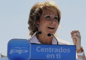 Esperanza Aguirre-PP