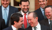 Aznar-Rato-Rajoy