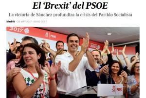 El País-Brexit PSOE