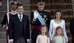 Familia Real-Rajoy