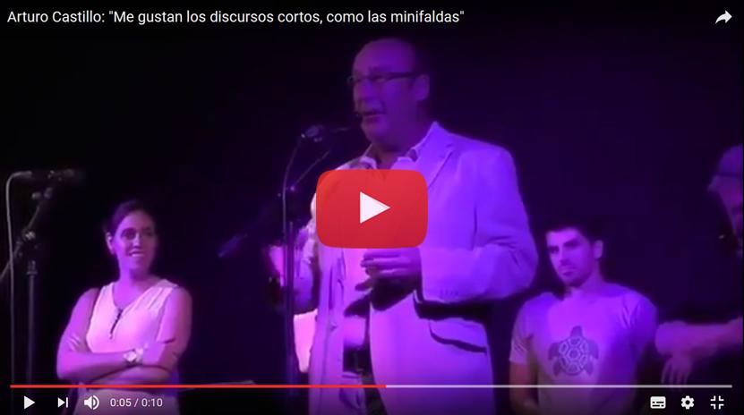 Arturo Castillo-Machismo