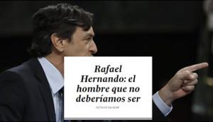 Rafael Hernando - Salazar