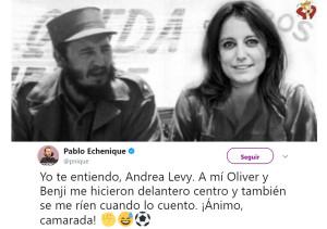Andrea Levy_revolucionaria_Twitter