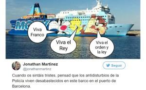 Barco_Antidisturbios_Barcelona_