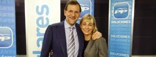 Castedo y Rajoy