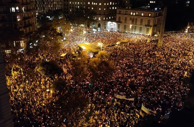 Barcelona-Libertad Presos Políticos