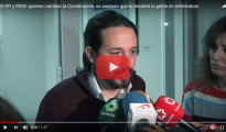 Pablo Iglesias-Referéndum Constitución