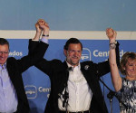 Rajoy-Gallardón-Aguirre