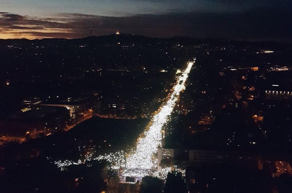 Barcelona-Libertad Presos Políticos 11N